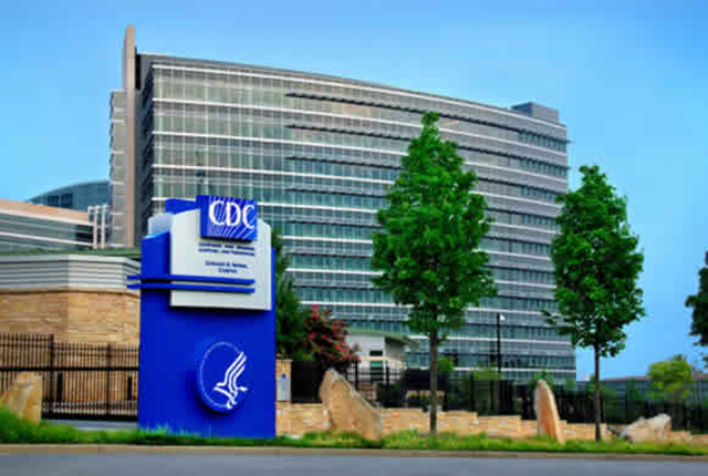 The headquarters of the Centers for Disease Control and Prevention in Atlanta, Ga. Photo: CDC