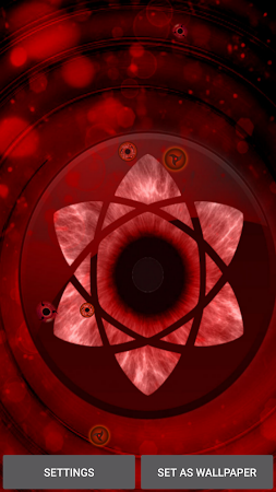 Sharingan Live Wallpaper 6.0 screenshot 636241