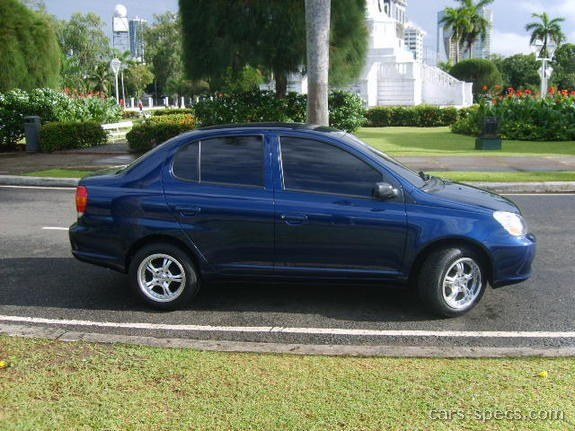 2005 toyota echo sedan specifications pictures prices. Black Bedroom Furniture Sets. Home Design Ideas