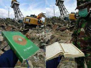 Tsunami: Al-Quran ditemui dalam keadaan sempurnaagama
