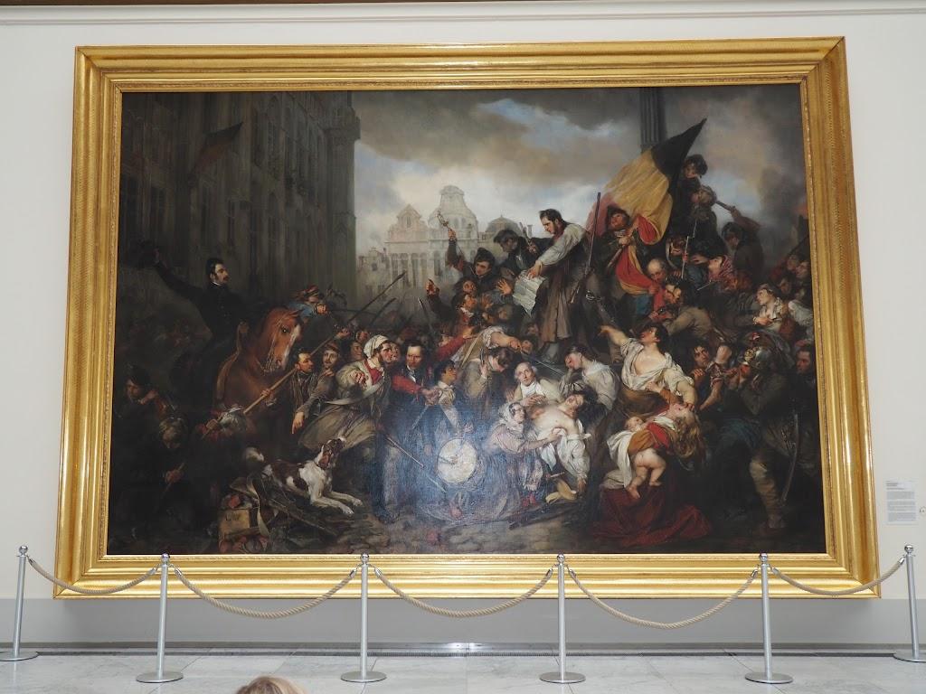 Leefgroep 1 ging naar het museum. - PA200040.JPG