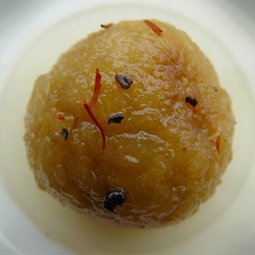 Vegan Gulab Jamoon
