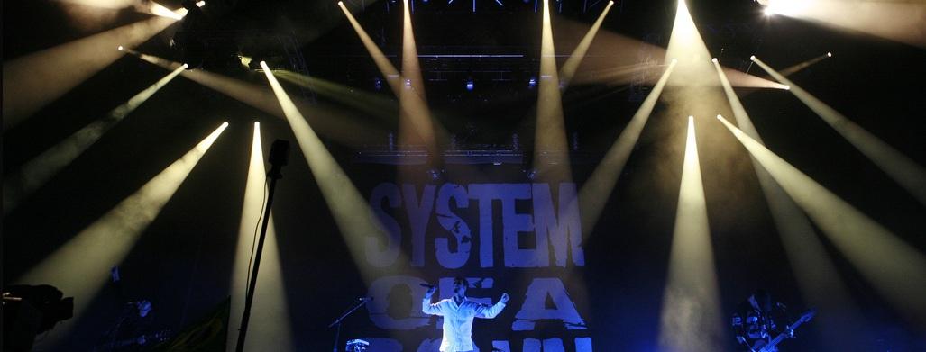 Show do System of a Down no Rock in Rio terá transmissão ao vivo