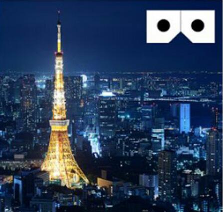 Virtual Tokyo Tower: Saksikan Menara yang Sangat Futuristik di VR!