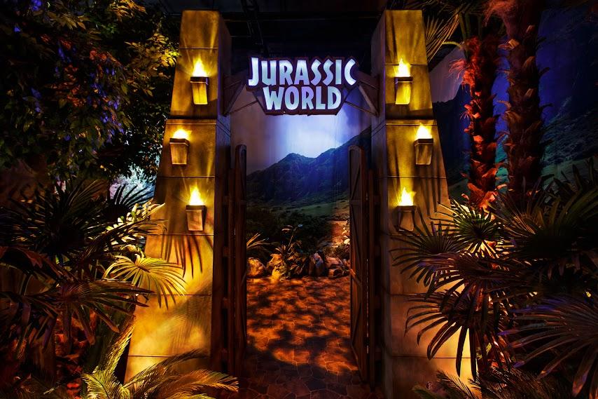 Dónde ver dinosaurios en Madrid