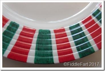 Christmas Plate 1