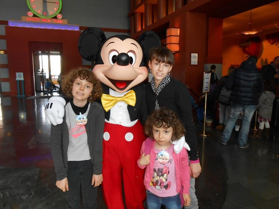 New-York, New-York......un séjour extraordinaire!!!!!!!!!!!!! Disneyland2014_5