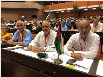 """وفد صحراوي يشارك في أشغال الطبعة 24""""لمنتدى ساو باولو"""" المنعقد بكوبا"""