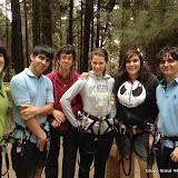 Visita Rovers Forestal Park Las Lagunetas