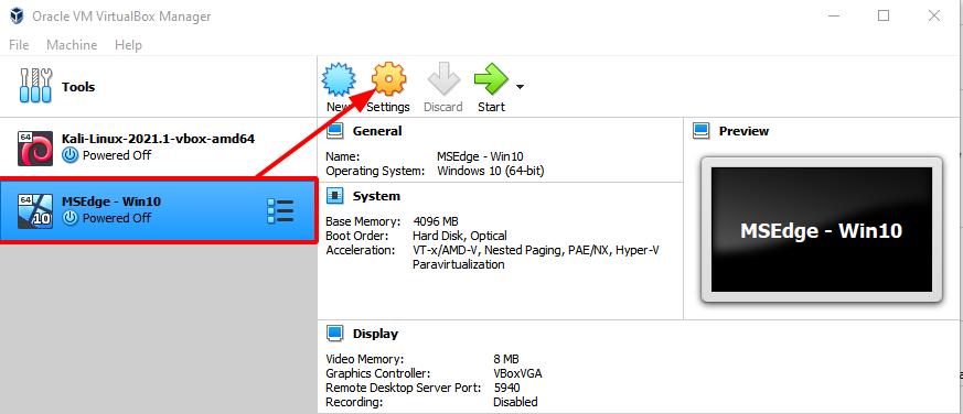 Virtual Hacking Lab - Windows 10 Network Isolation. Source: nudesystems.com