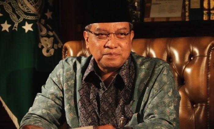 Khutbah Idul Fitri Kyai Said Aqil Siraj