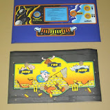NOS Arcade Game Artwork - Marquees, Cpanel Overlays, Sideart