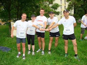 V Bielański Przełajowy Bieg Sztafetowy (02.06.2013)