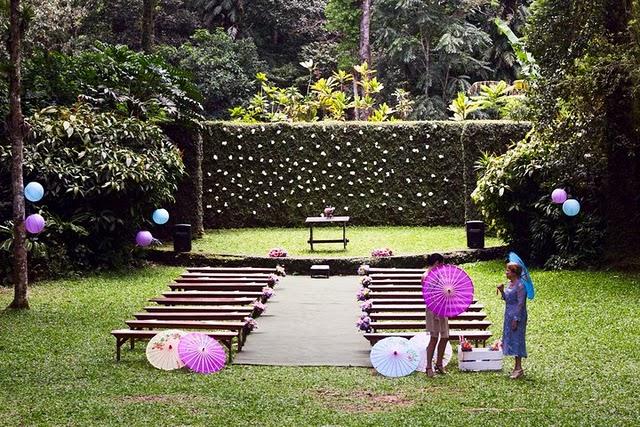 casamento jardim simples : casamento jardim simples:Abraço de Urso: Inspiração – Simples e Bonito