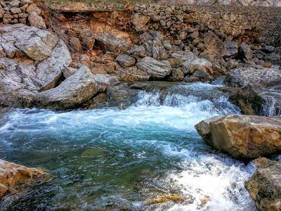 Rio Guadalquivir cuando es pequeñito :)