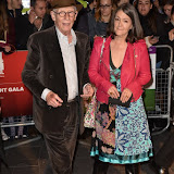 OIC - ENTSIMAGES.COM - John Hurt and Wife Anwen Rees-Myers at the  59th BFI London Film Festival: Suffragette - opening gala London 7th October 2015 Photo Mobis Photos/OIC 0203 174 1069
