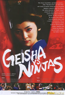 Sát Thủ Lầu Xanh - Geisha Vs Ninjas - 2008
