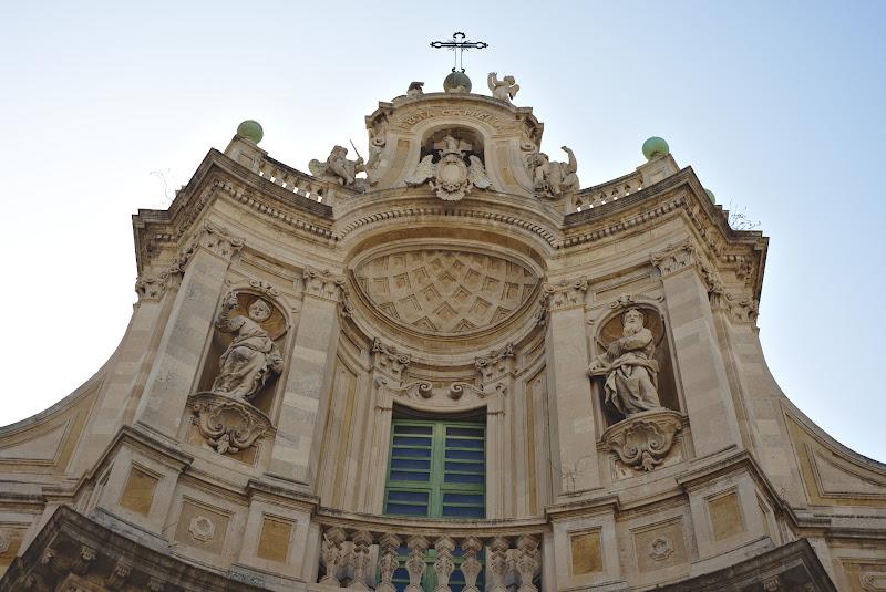 Bijuteriile baroce din Catania.