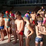 Plavecký výcvik 1. a 2. ročník