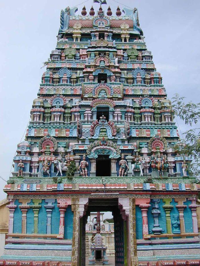 Sri Vedapureeswarar Temple, Thiruvazhundur, Mayiladuthurai - 275 Shiva Temples