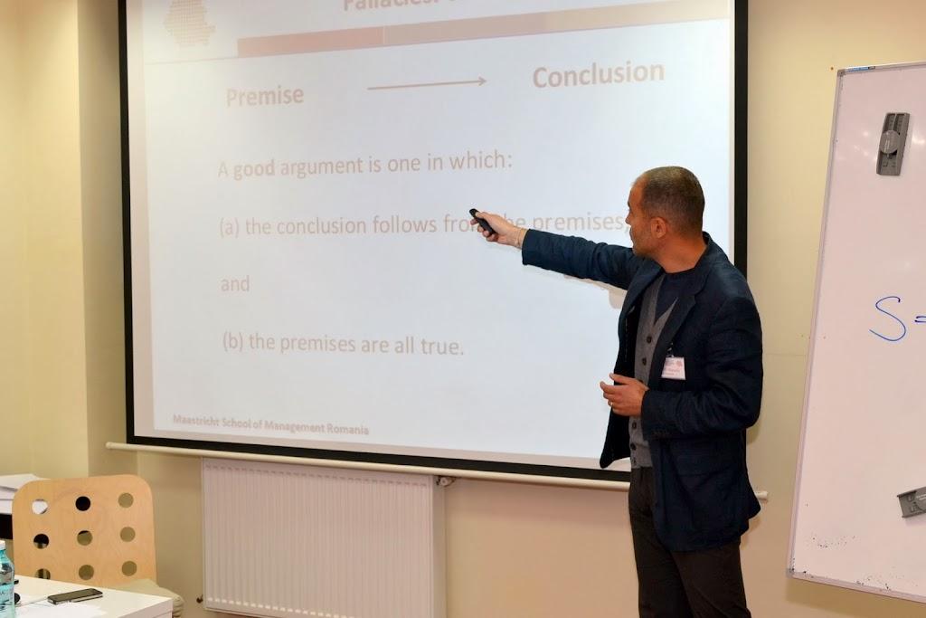 Critical Thinking, Master Class with Radu Atanasiu 090