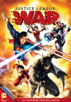 Filme Poster Justice League: War HDRip XviD & RMVB Legendado