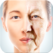 Aging Face Effect