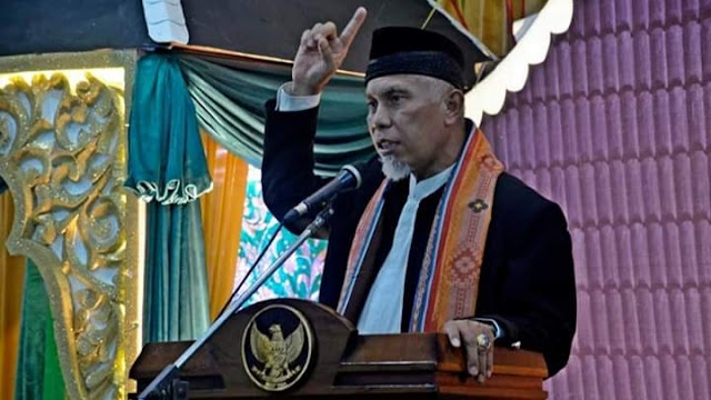 Wali Kota Padang Mahyeldi Instruksikan Penutupan Tempat Hiburan Malam!