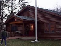 Troop 78's cabin