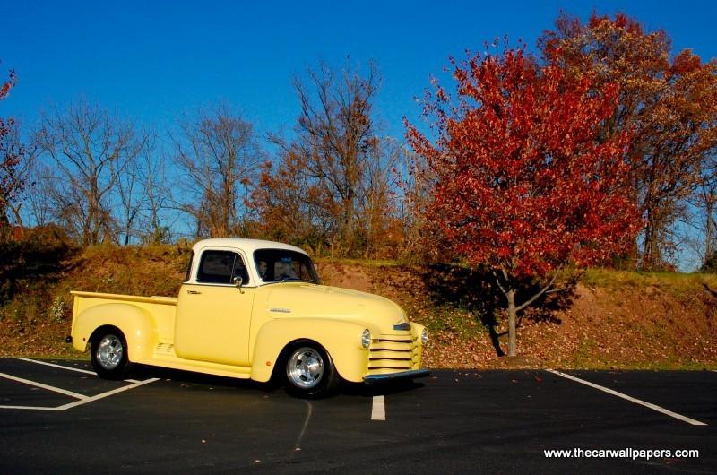1948 Chevy 1/2 ton truck
