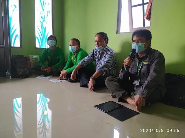 Dukung Food Estate, BBPP Binuang Ikut Berpartisipasi dalam Bimtek Budidaya Itik