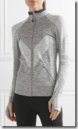 LNDR Stretch knit jacket