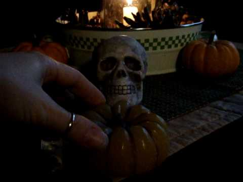 Scull And Candle, Candle Magic