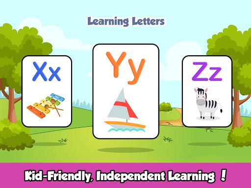 ABC Games - Letter Learning for Preschool Kids screenshots 12