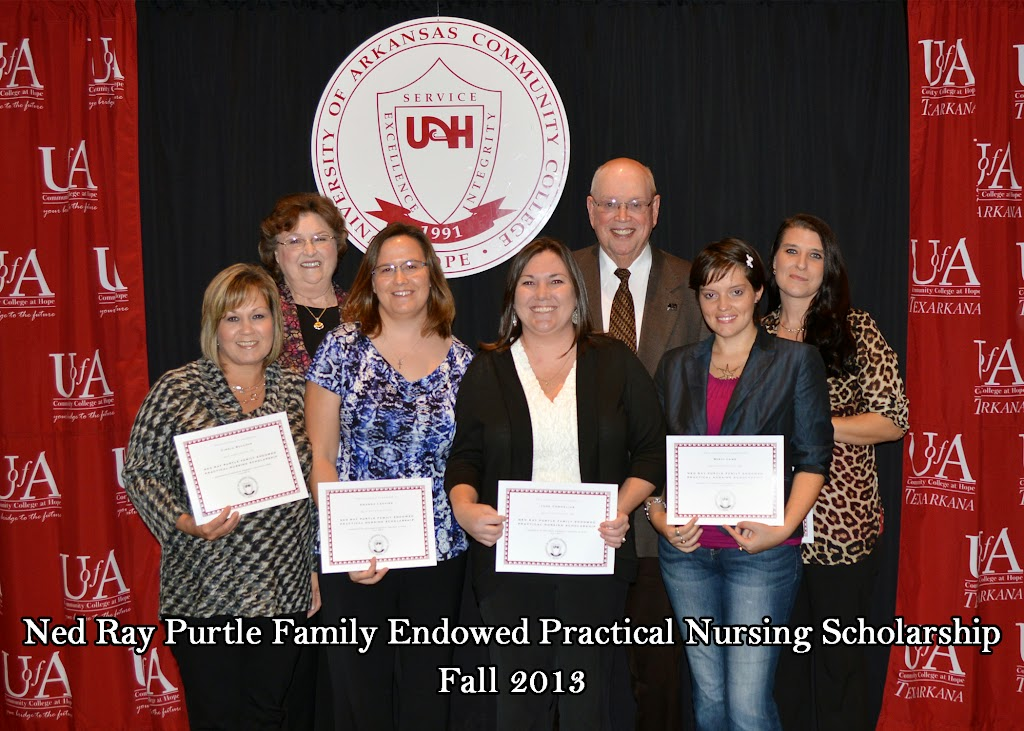 Scholarship Ceremony Fall 2013 - Purtle%2BNursing%2Bscholarship%2Bgroup.jpg
