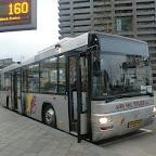 M.A.N lijnbus van Van mil tours