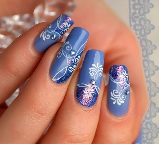 20 Amazing Nail Art Designs For Pretty Girls Fashonails