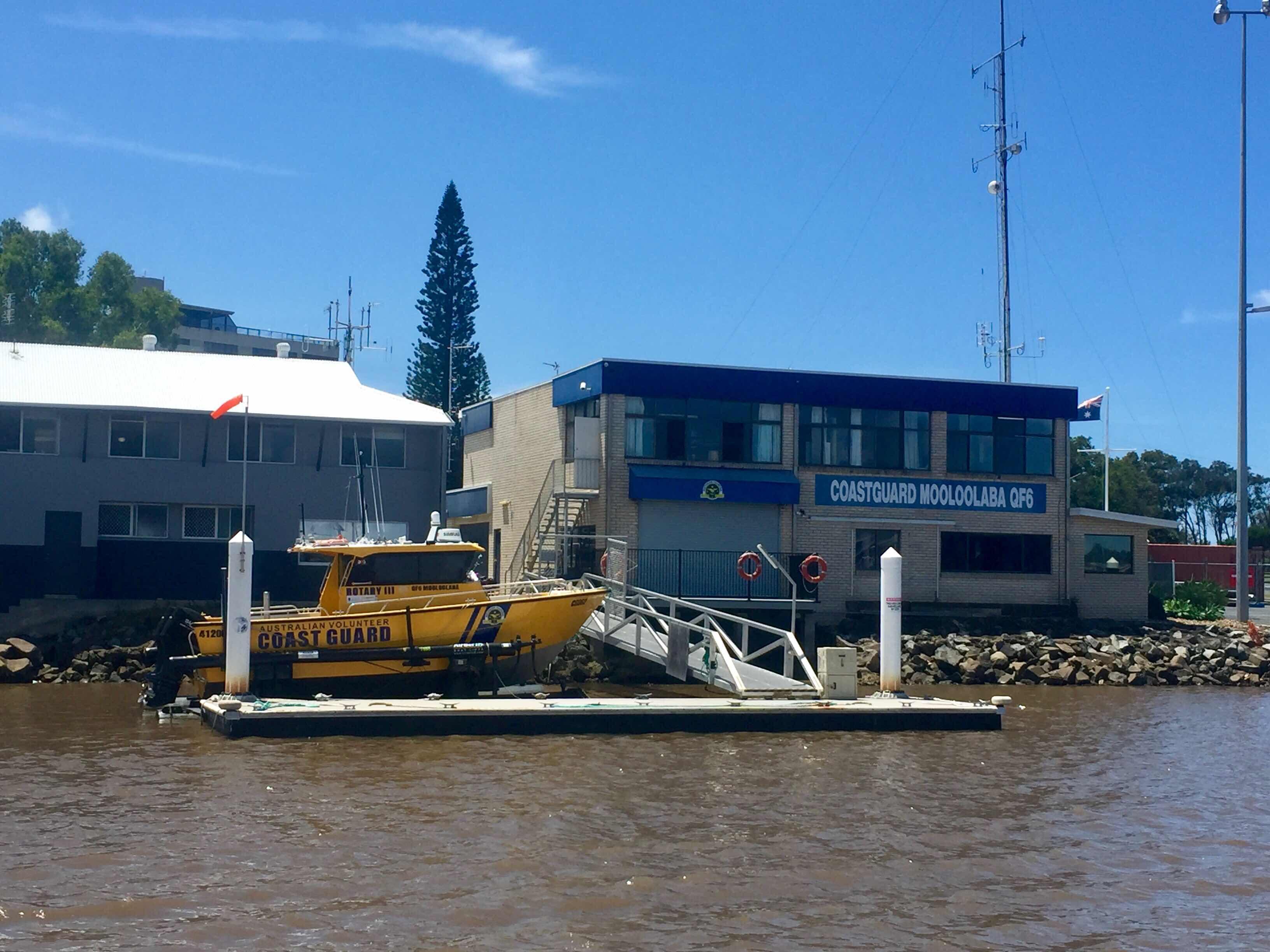 Coastguard mooloolaba office