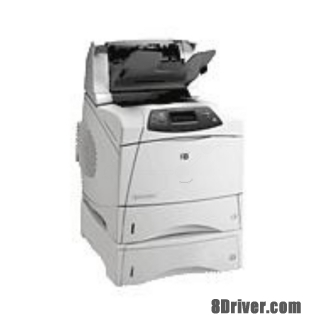 Free download HP LaserJet 4300dtnsL Printer drivers and install