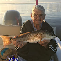 Jim with a nice Redfish 08-19-2018