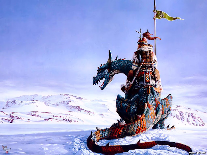 My Helper Of Mine, Dragons 3