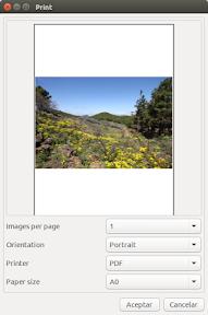 Imprimir imágenes en Ubuntu - 4