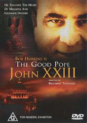 Dobry papież - włoski film z 2003r. o życiu i pontyfikacie papieża Jana XXIII. Piękna, wzruszająca historia, miejscami zabawna, miejscami bardzo smutna. Warto zobaczyć!