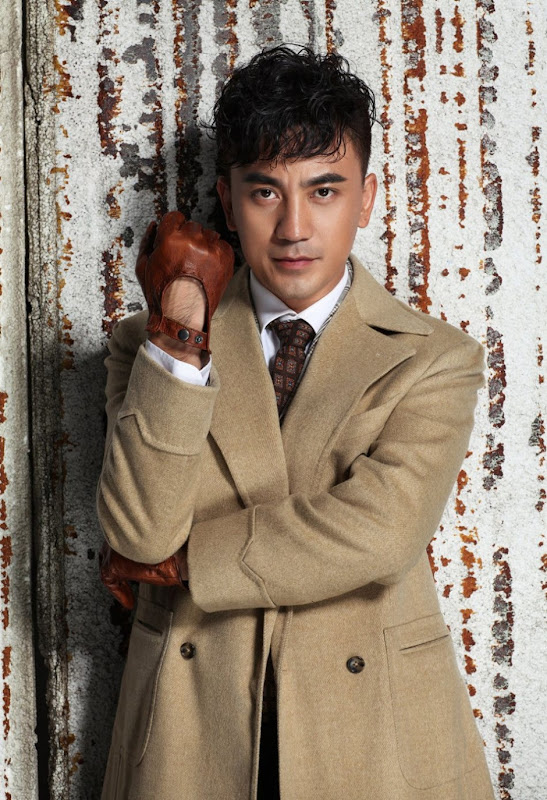 Zhang Ruihan China Actor