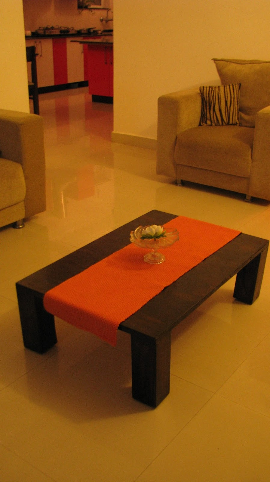 DIY Center Table - Anniversary post - Indian Woodworking ...
