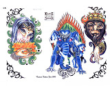Design Of Magick Tattoo 2
