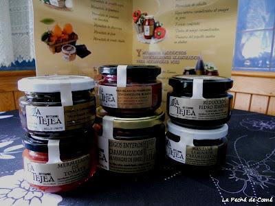 Productos Artesanales La Tejea