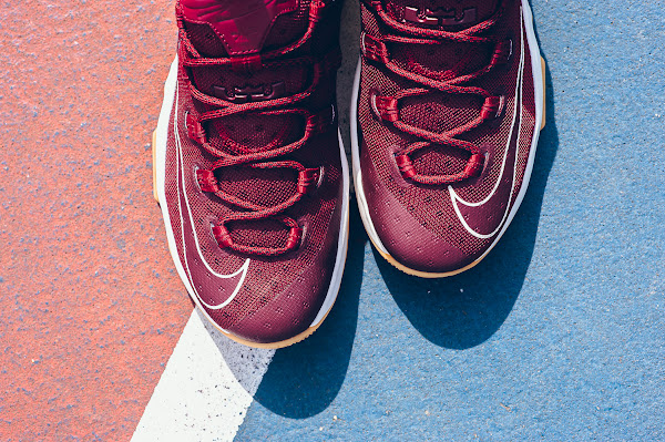 Cavs Nike LeBron XIII Low Arriving in Stores Early