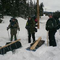 WinterBivouacAtWhitePassFebruary2009