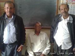 مع البروفيسور د. دشباندي رئيس قسم اللغة الإنكليزية